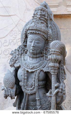India, Chennakesava Temple In Hassan
