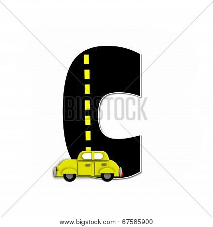 Alphabet Transportation By Road C