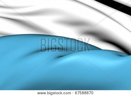 Canton Of Lucerne Flag