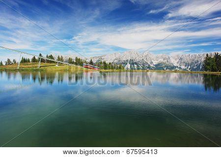 Kaiser Mountains, Austria