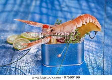 Crustacean Canned