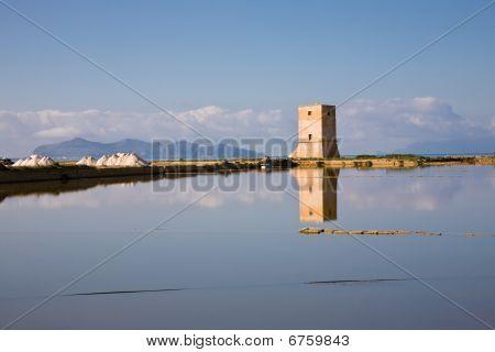 Torre Di Nubia, Sicily