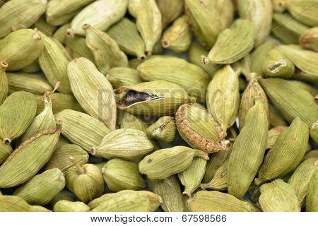 Cardamom Pods Dried