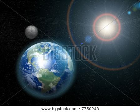 Our Home Planet Earth