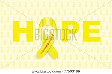 bladder cancer ribbon