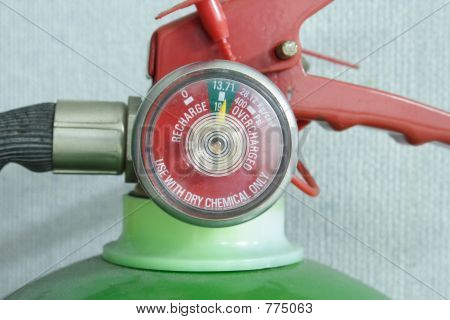 Fire Extinguisher Guage