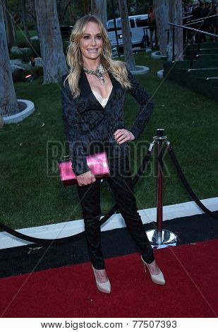 LOS ANGELES - SEP 13:  Taylor Armstrong arrives to Brent Shapiro Foundation Summer Spectacular 2014  on September 13, 2014 in Los Angeles, CA