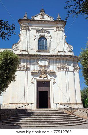 Church Of San Francesco Da Paolo In Nardo, Puglia, Italy