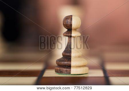 Merged Chess Pawns