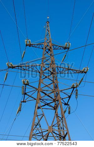 High Voltage Electricity