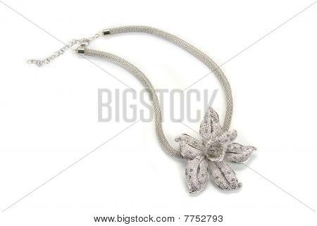 Flower Shaped Pendent