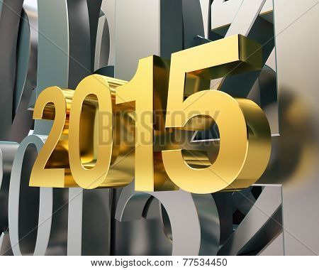 golden year 2015