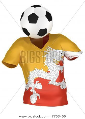 National Soccer Team Of Bhutan | All Teams Collection |