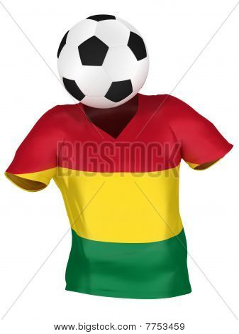 National Soccer Team Of Bolivia | All Teams Collection |