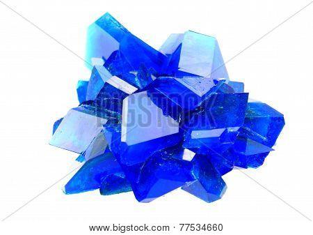 Blue Vitriol Mineral