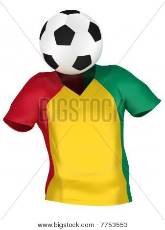 National Soccer Team Of Guinea Bissau | All Teams Collection |
