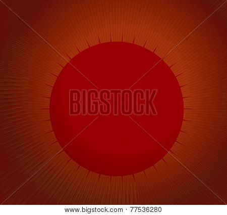 Geometric Abstract Modern Backgrounds Red