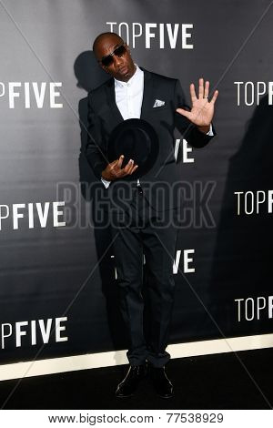 NEW YORK-DEC 3: Comedian/actor J.B. Smoove attends the