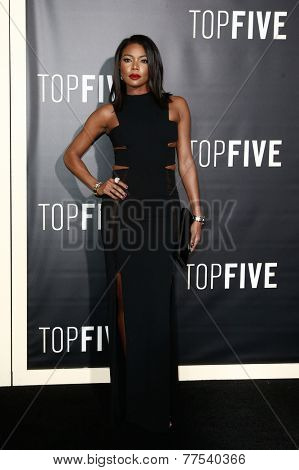 NEW YORK-DEC 3: Actress Gabrielle Union attends the