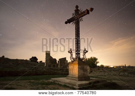 Cross of the fallen