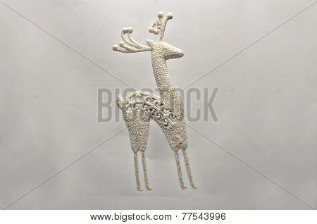 Christmas doe