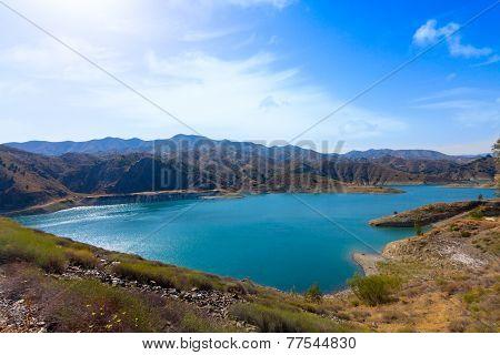 El Limonero Reservoir