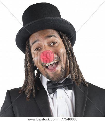 Elegant Clown