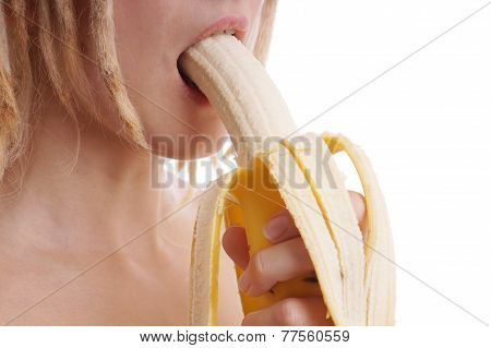 banana fellatio