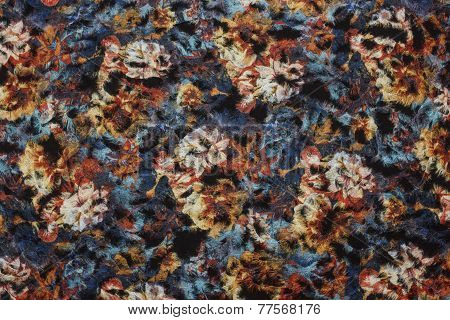 Textile Background Fantasy