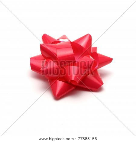 A Pick Ribbon Gift Bow
