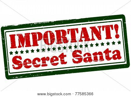 Important Secret Santa