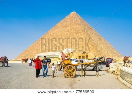 Relax In Giza