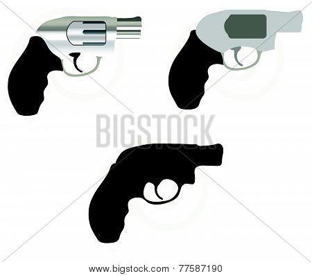 Firearm Silhouette