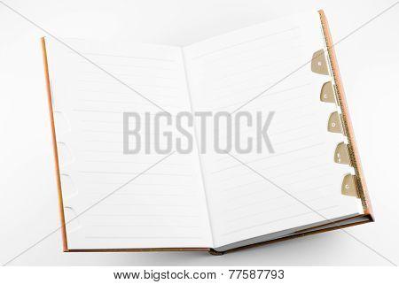 Blank Notepad