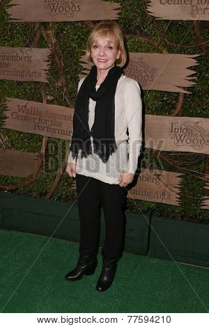 LOS ANGELES - DEC 3:  Cathy RIgby at the Opening night of Oregon Shakespeare Festival