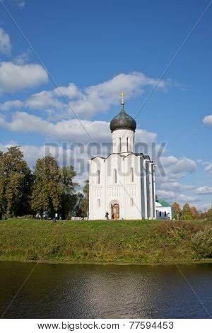 Church of Intercession upon Nerl River