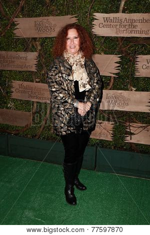 LOS ANGELES - DEC 3:  Melissa Manchester at the Opening night of Oregon Shakespeare Festival