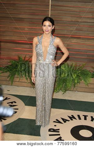 LOS ANGELES - MAR 2:  Jenna Dewan-Tatum at the 2014 Vanity Fair Oscar Party at the Sunset Boulevard on March 2, 2014 in West Hollywood, CA