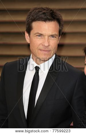 LOS ANGELES - MAR 2:  Jason Bateman at the 2014 Vanity Fair Oscar Party at the Sunset Boulevard on March 2, 2014 in West Hollywood, CA