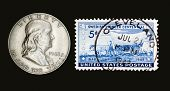 Franklin and Stamp 1948