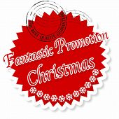 Постер, плакат: Fantastic Promotion Christams