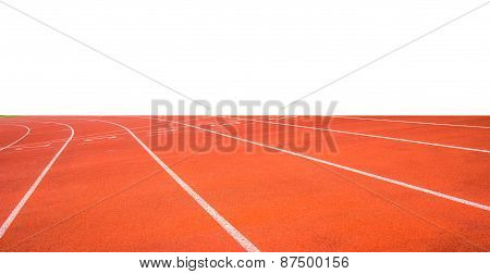 Running Track Rubber Standard