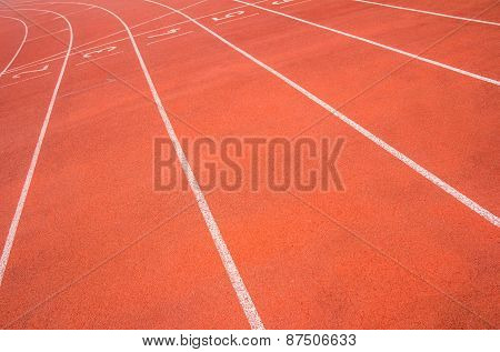 Running Track Rubber