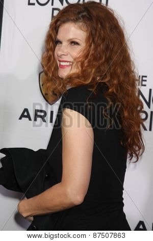 LOS ANGELES - FEB 6:  Lolita Davidovich at the