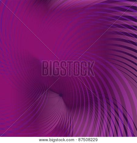 Purple spiralbackground