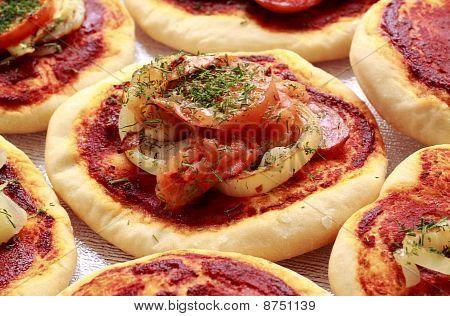 Small Pizzas (pizzette)
