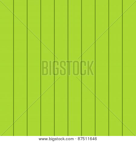Green background in a vertical thin strip