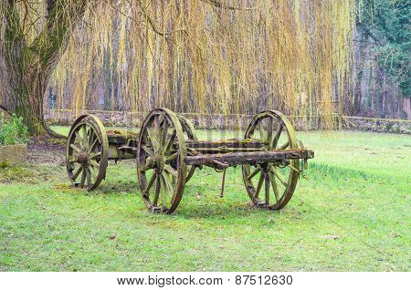 Farm Wagons, Horse Cart