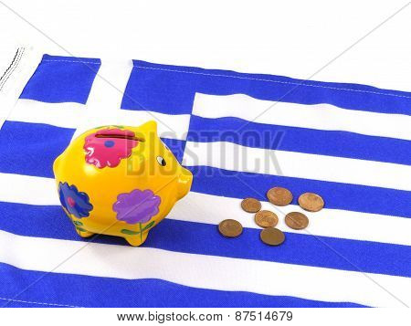 Financial problems in Greece