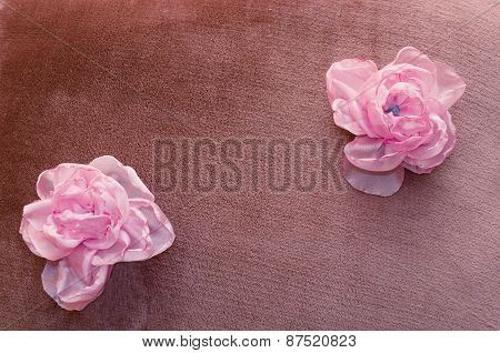 Artificial Flowers Handmade